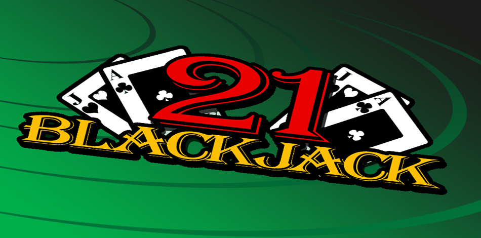 Blackjack 21 game logo