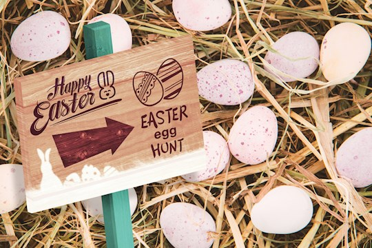 Easter Egg Hunt - AllStarSlots