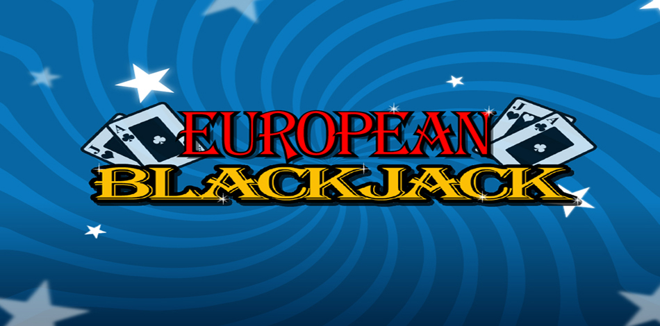 European Blackjack game logo