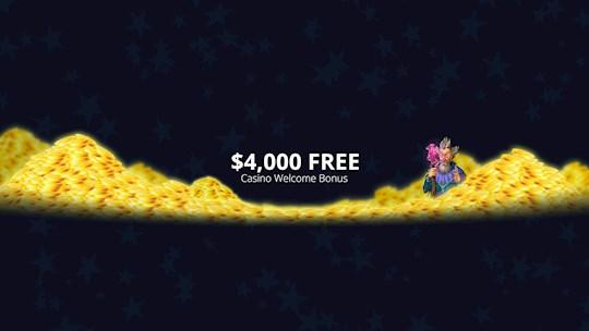 AllStarSlots Welcome Bonus