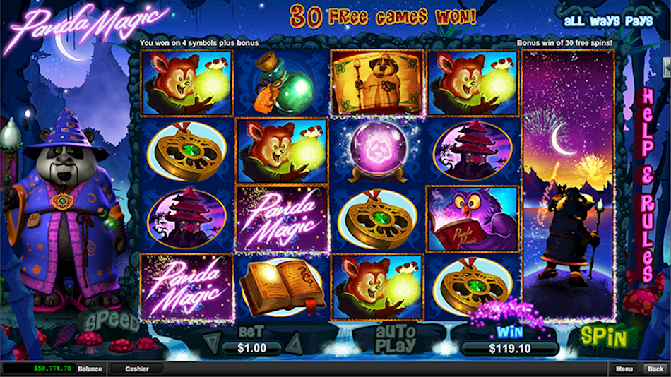 Spiele Panda Magic - Video Slots Online