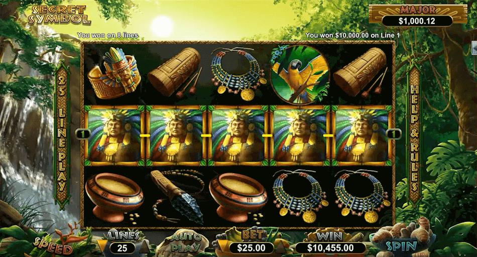 slot-symbols
