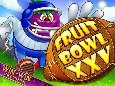 Fruit Bowl XXV