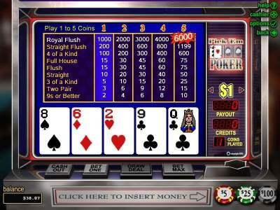 Pick Em Poker
