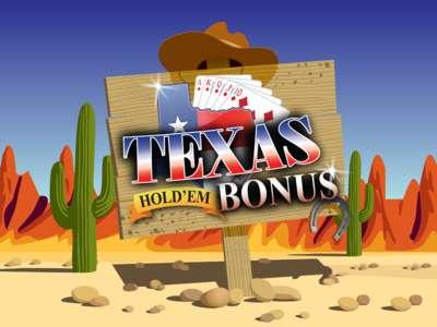 Texas Hold'em Bonus Poker™
